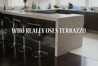 Who Really Uses Terrazzo