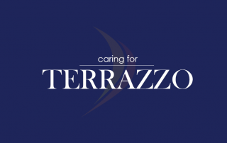 Terrazzo Tip: Care for Terrazzo