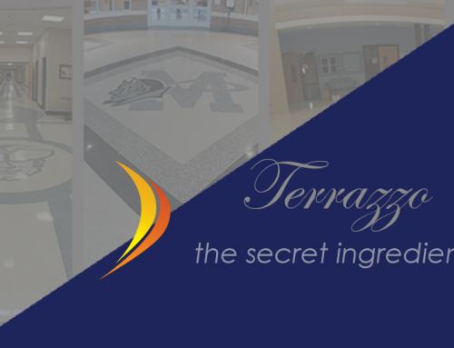 Terrazzo: The Secret Ingredient