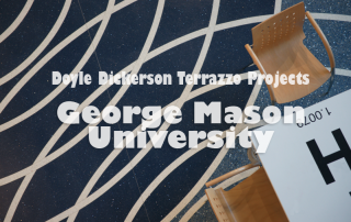 George Mason University Terrazzo Project