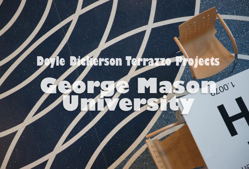 George Mason University Terrazzo Project