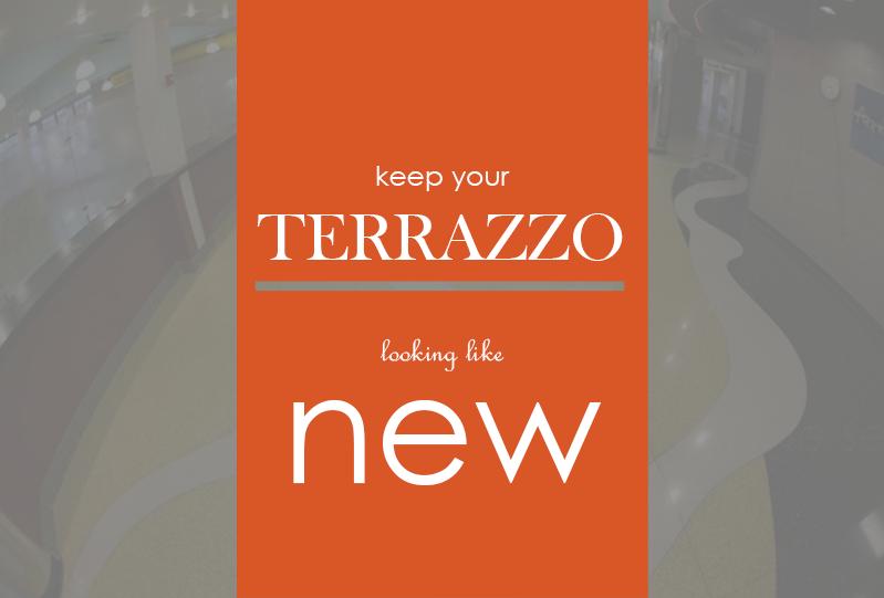 Terrazzo Tip: Maintaining Your Floors