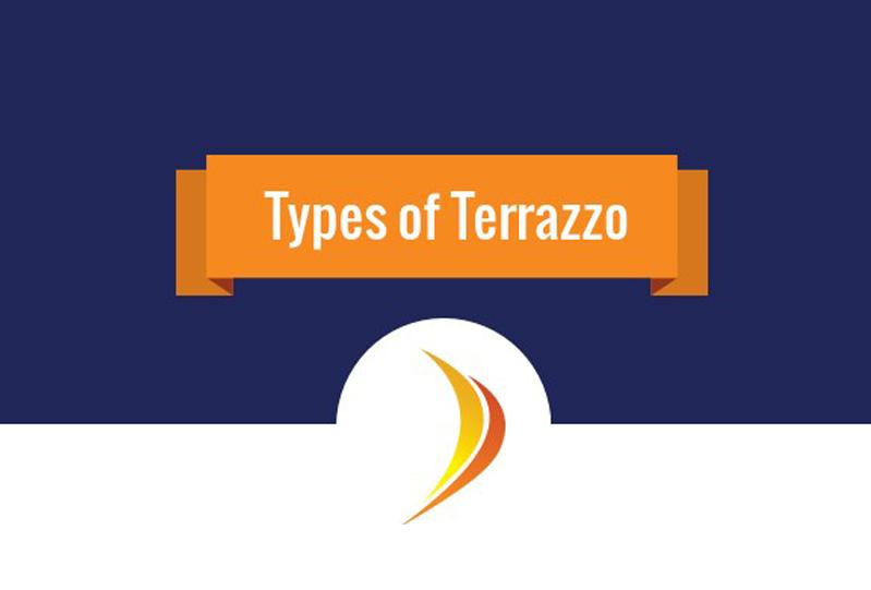 5 Types Of Terrazzo Infographic Doyle Dickerson Terrazzo