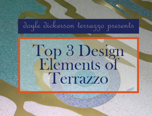 Top 3 Design Elements That Make Your Terrazzo Beautiful
