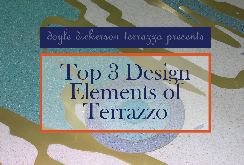 Top 3 Design Elements of Terrazzo