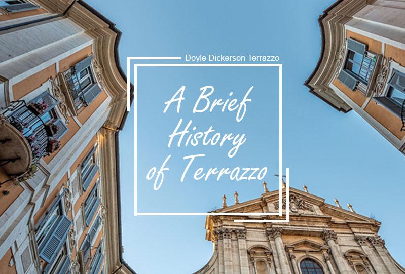Brief History of Terrazzo