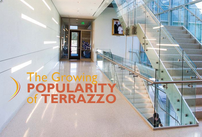 The Popularity Of Terrazzo
