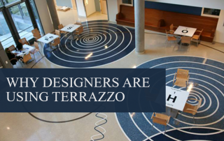 Why Designers are Using Terrazzo?