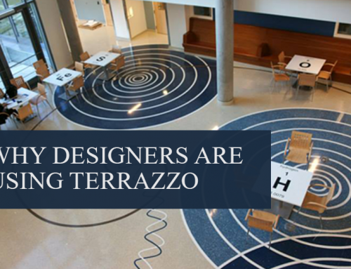 Why Designers are Using Terrazzo