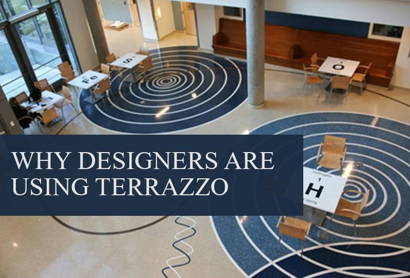 Why Designers Are Using Terrazzo Doyle Dickerson Terrazzo