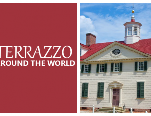 Terrazzo Around the World: Mt. Vernon
