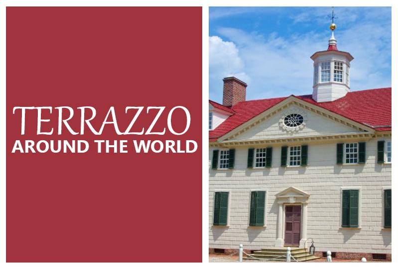 Terrazzo Around the World Mt. Vernon