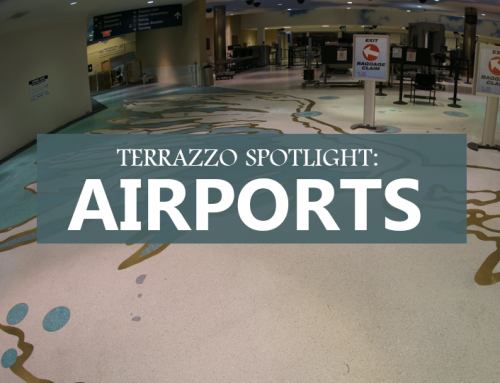 Terrazzo Spotlight: Airports