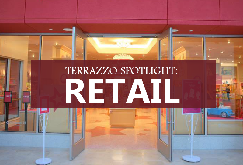 Terrazzo Spotlight: Retail