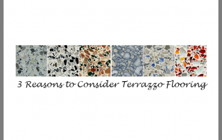 3 Reasons To Consider Terrazzo Flooring