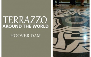 Terrazzo Around the World: Hoover Dam