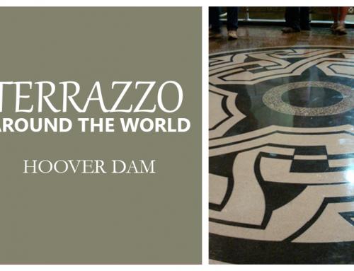 Terrazzo Around the World: Hoover Dam