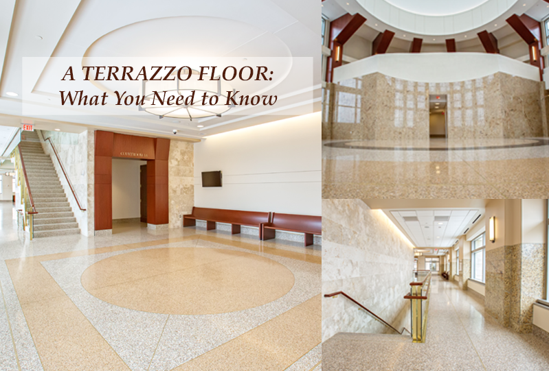 A Terrazzo Floor What You Need To Know
