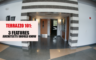 Terrazzo 101: 3 Features Architects Should Know