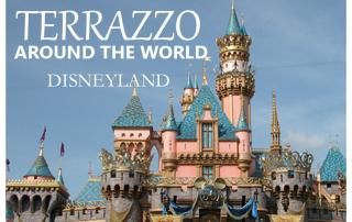 Terrazzo Around the World Disneyland