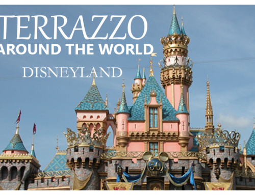 Terrazzo Around the World: Disneyland