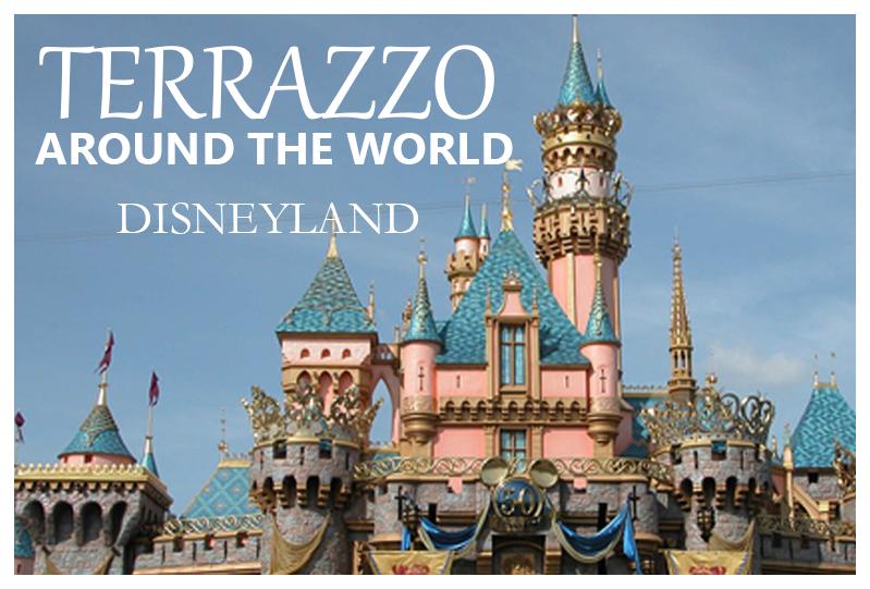 Terrazzo Around The World Disneyland Doyle Dickerson Terrazzo
