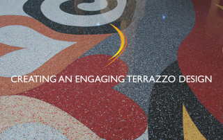 Creating an Interacting Terrazzo Design