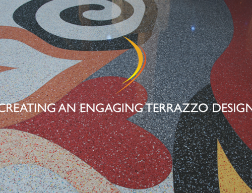 Creating an Interacting Design with Terrazzo