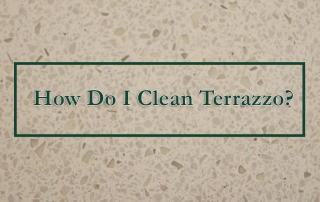 How to Clean Terrazzo