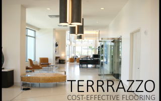 Terrazzo Cost-Effective Pricing