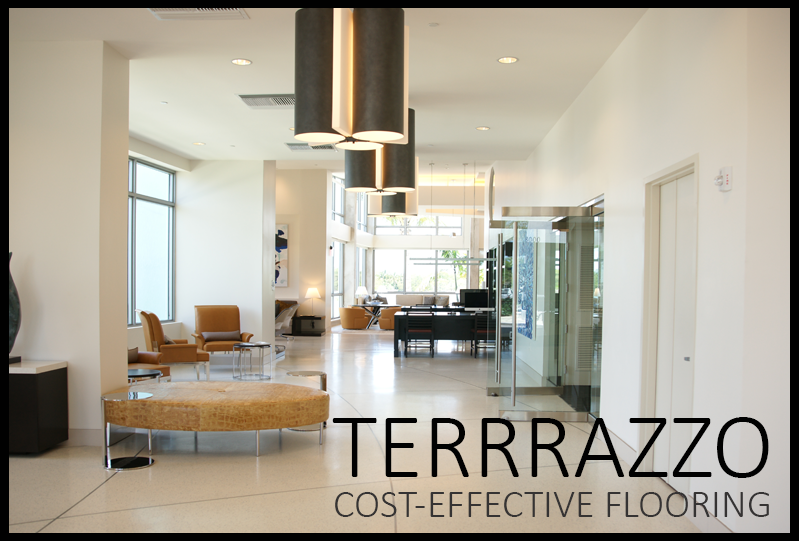 Terrazzo Cost Effective Pricing Doyle
