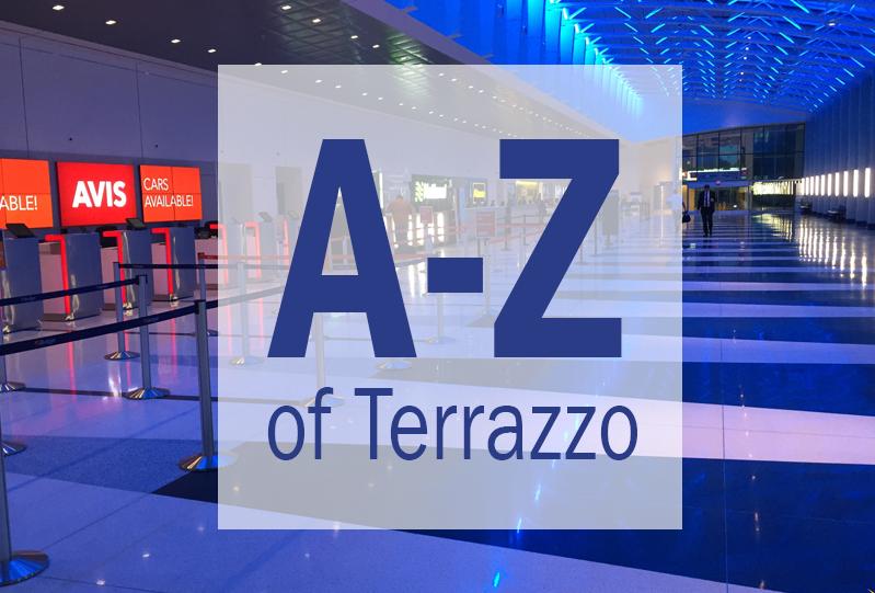 The A Z Of Terrazzo Doyle Dickerson Terrazzo Inc