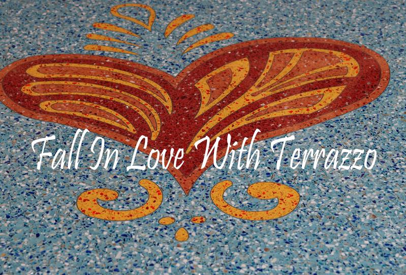 Fall In Love With Terrazzo