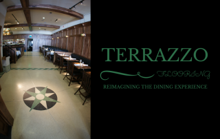 Terrazzo Flooring Re-imagining the Dining Experience
