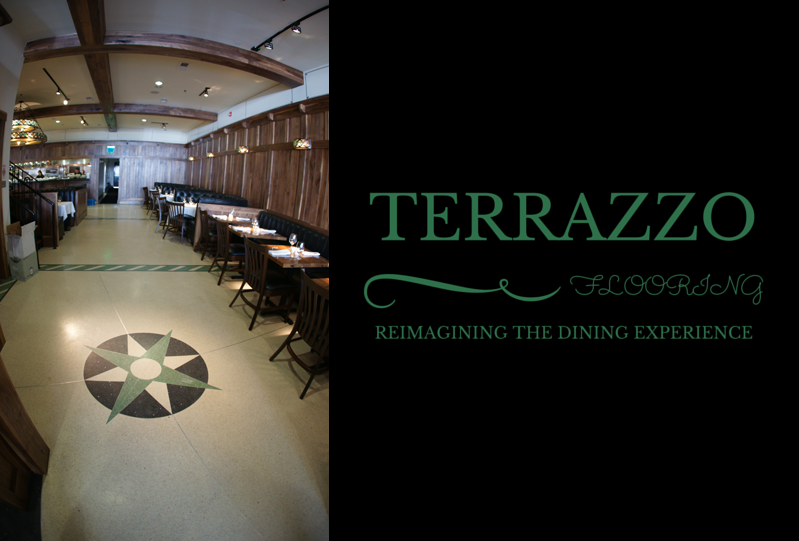 Terrazzo Flooring Reimagining The Dining Experience