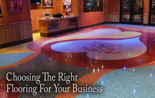 Choosing the Right Flooring For Your Business