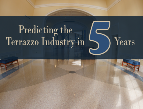 Predicting the Terrazzo Industry in Five Years