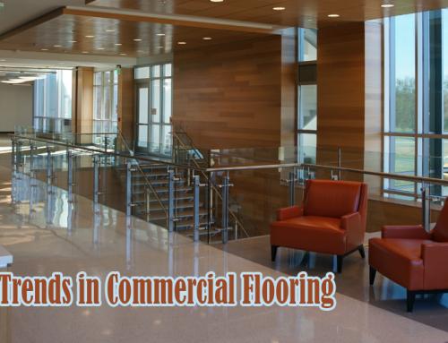 Trends in Commercial Flooring