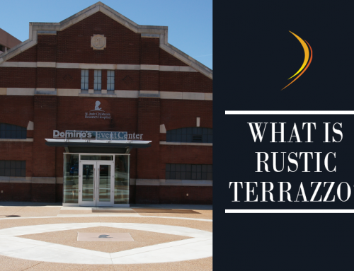 What is Rustic Terrazzo?
