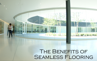 The Benefits of Seamless Flooring