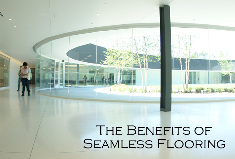 The Benefits Of Seamless Flooring Doyle Dickerson Terrazzo