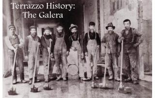 Terrazzo Tools: Galera