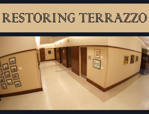 Restoring Terrazzo Floors