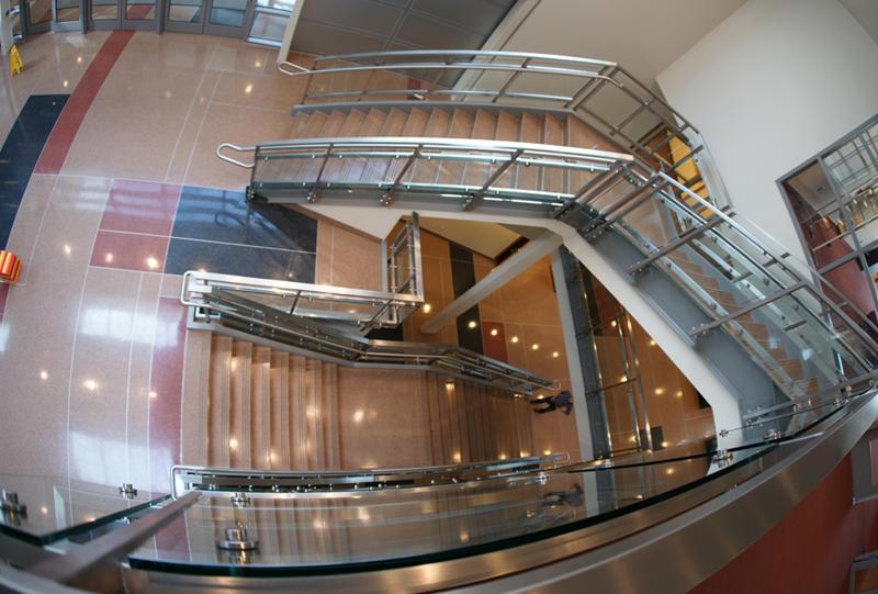Bowie State University Terrazzo Flooring Installation