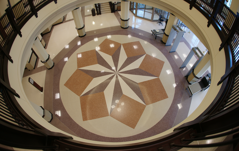 Largest Terrazzo Installation Company in the Southeastern United States
