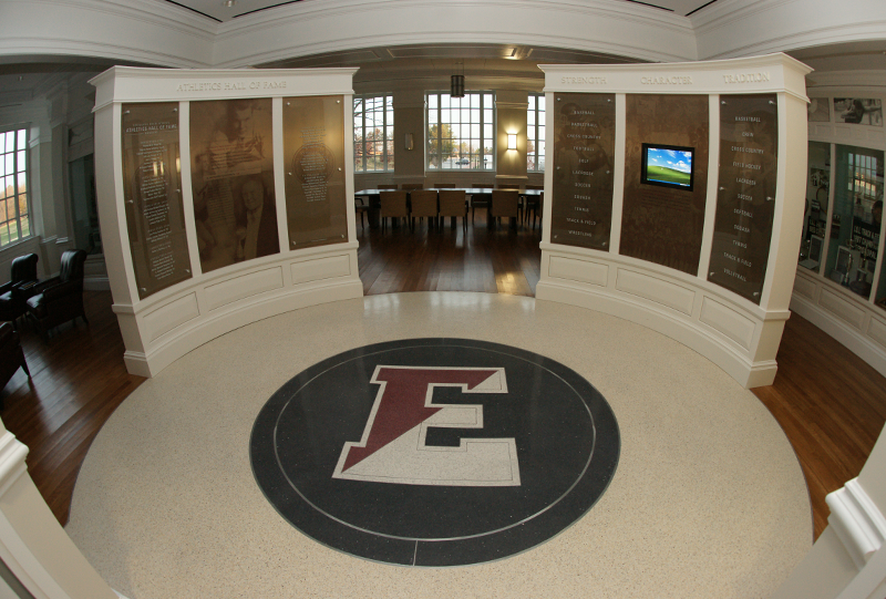 Episcopal High School Terrazzo Flooring in Virginia