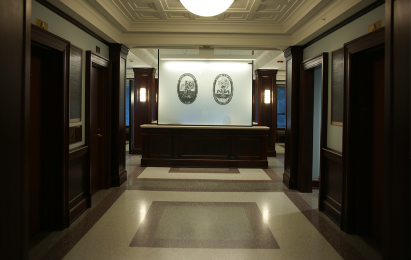 John C. Calhoun Building Terrazzo Flooring