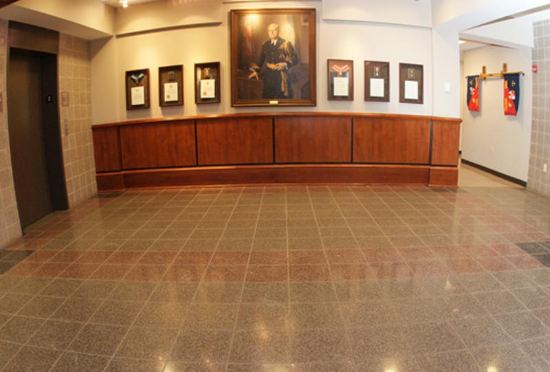 Kilbourne Hall Terrazzo Tile