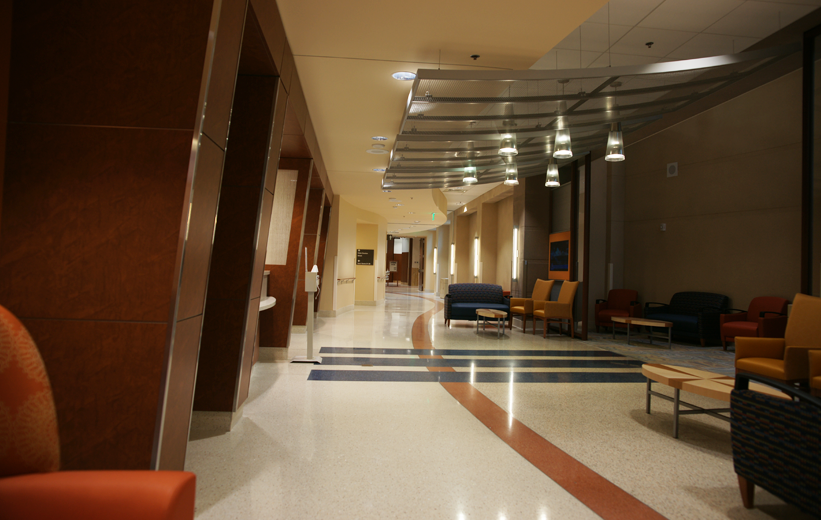 Orlando Veterans Affair Medical Center Terrazzo Flooring
