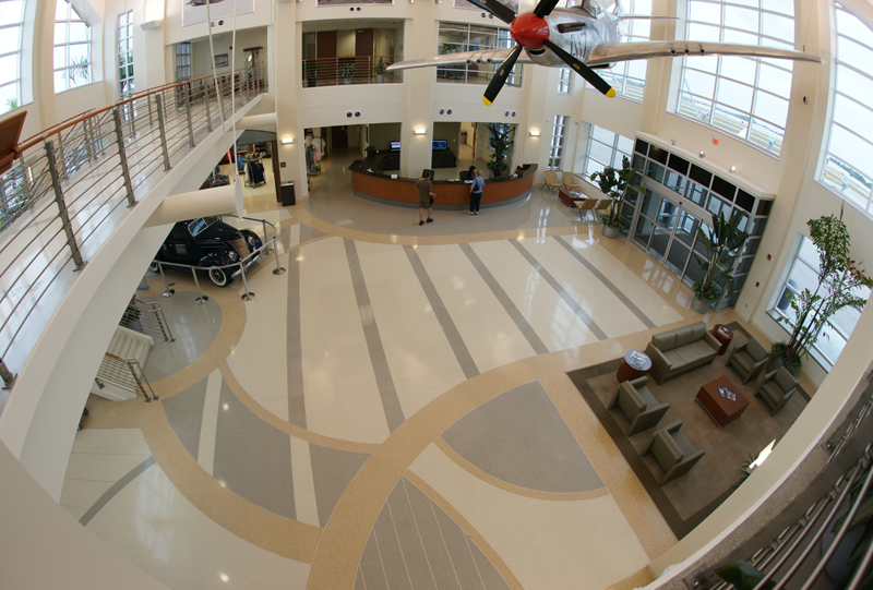 Southwest Florida International Airport Terrazzo Project